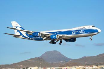 VP-BJS - Air Bridge Cargo Boeing 747-8F