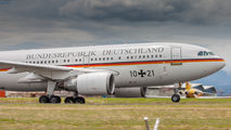 10-21 - Germany - Air Force Airbus A310 aircraft