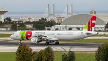 CS-TJG - TAP Portugal Airbus A321 aircraft