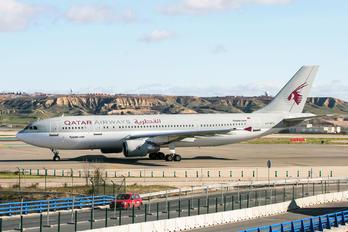 A7-AFA - Qatar Airways Airbus A300