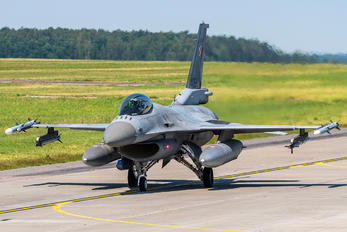 4068 - Poland - Air Force Lockheed Martin F-16C block 52+ Jastrząb