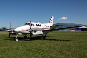 D-IMRB - Private Beechcraft 90 King Air