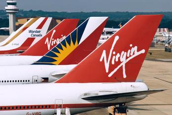 G-VIRG - Virgin Atlantic Boeing 747-200