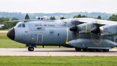 ZM400 - Royal Air Force Airbus A400M