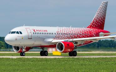 VQ-BAV - Rossiya Airbus A319