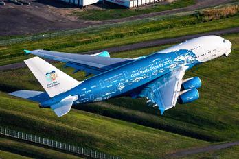 9H-MIP - Hi Fly Malta Airbus A380