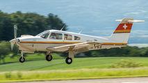 HB-PKV - Private Piper PA-28R Arrow /  RT Turbo Arrow aircraft
