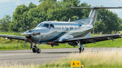HB-FWC - Private Pilatus PC-12