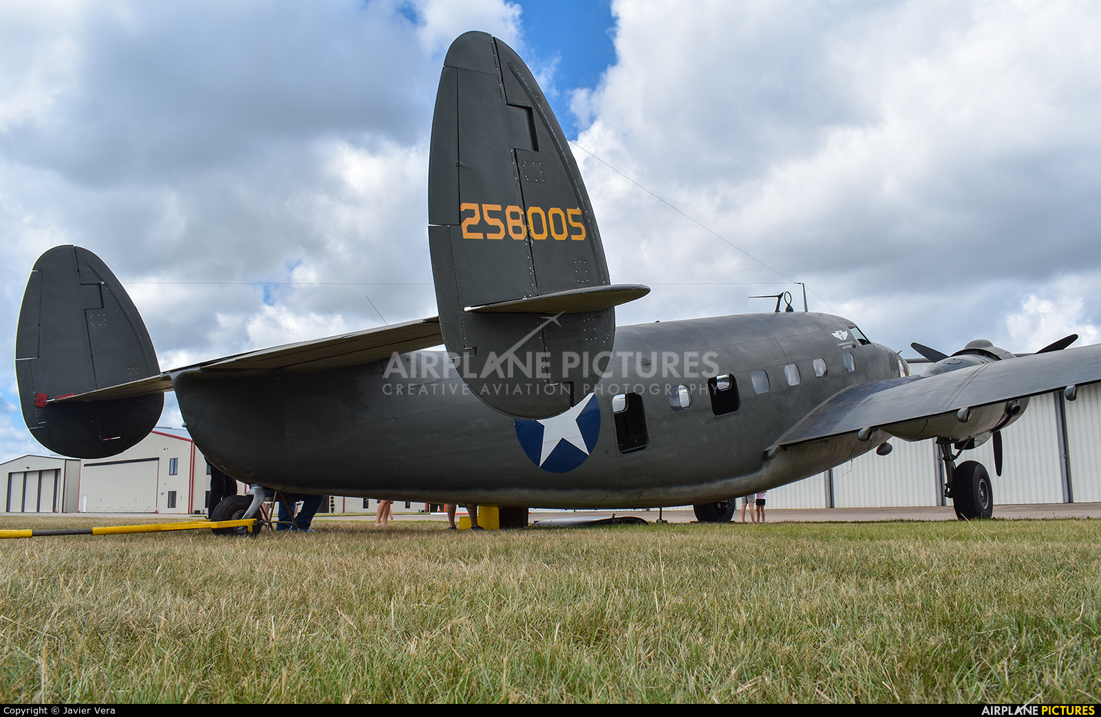Commemorative Air Force N60JT aircraft at Off Airport - Texas