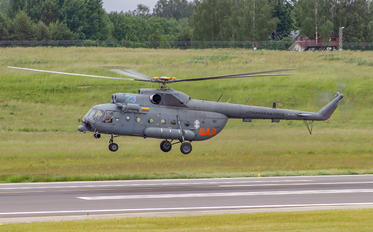 23 - Lithuania - Air Force Mil Mi-8MT