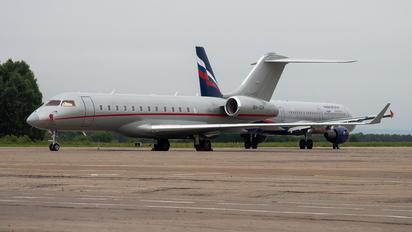9H-IGH - Vistajet Bombardier BD-700 Global 6000