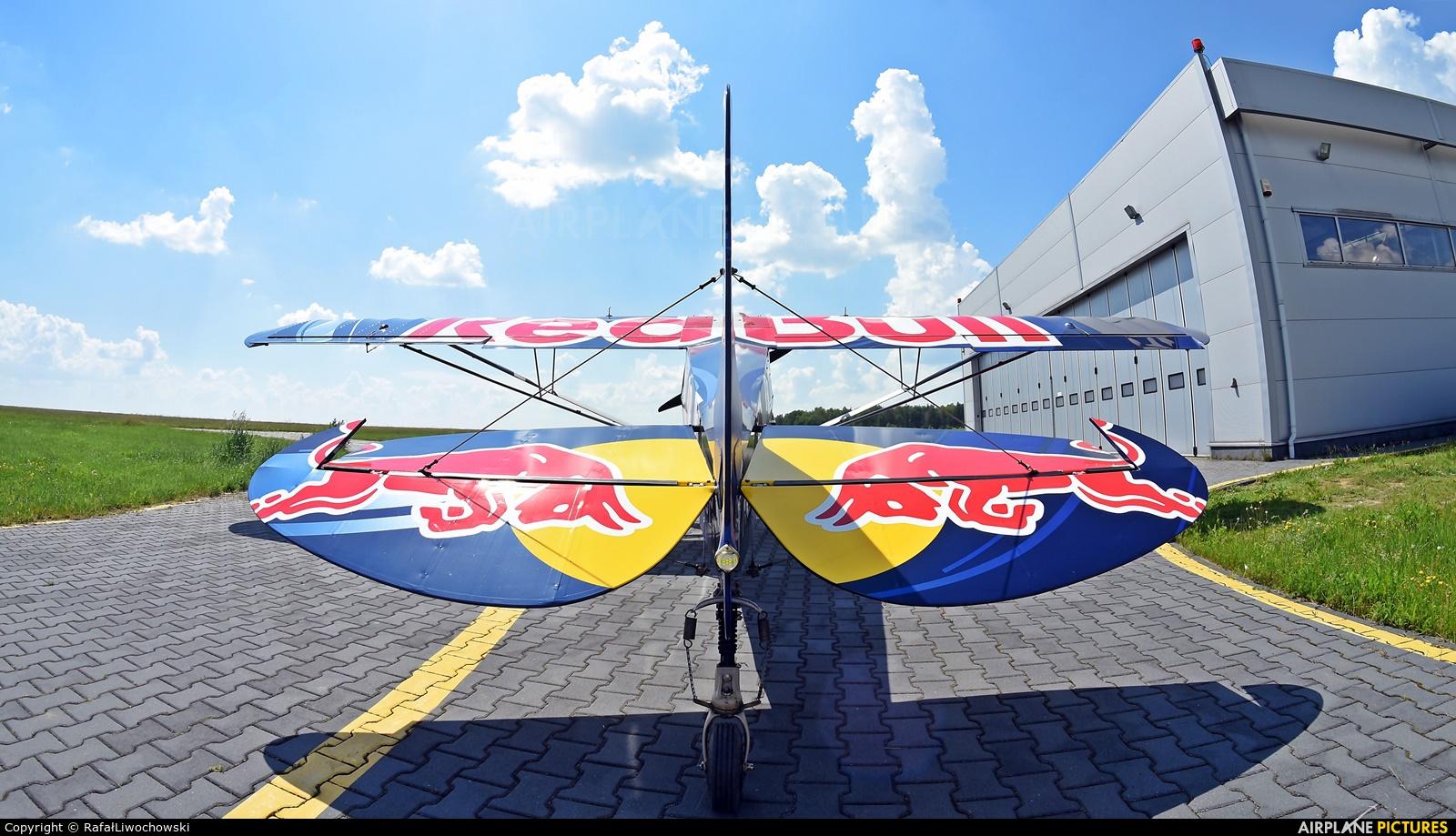 Private SP-YHB aircraft at Czestochowa - Rudniki