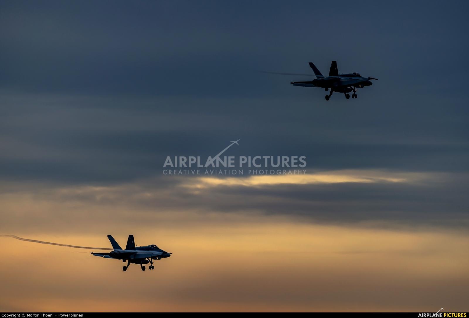 Switzerland - Air Force J-5009 aircraft at Payerne