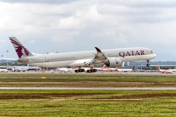 A7-ANC - Qatar Airways Airbus A350-1000