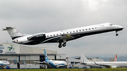 XA-RUV - Private Embraer ERJ-145LR