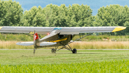 HB-PAX - Private Piper PA-18 Super Cub