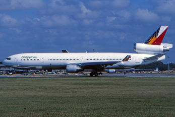 N278WA - Philippines Airlines McDonnell Douglas MD-11