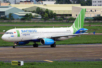 VN-A587 - Bamboo Airways Airbus A320