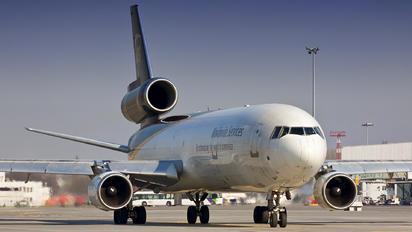 N290UP - UPS - United Parcel Service McDonnell Douglas MD-11F