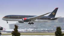 JY-BAC - Royal Jordanian Boeing 787-8 Dreamliner aircraft