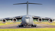 ZZ177 - Royal Air Force Boeing C-17A Globemaster III aircraft