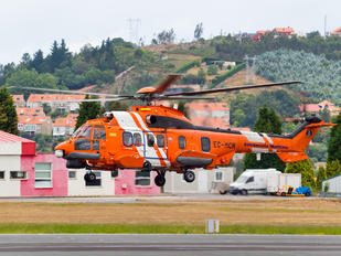 EC-MCR - Spain - Coast Guard Eurocopter EC225 Super Puma