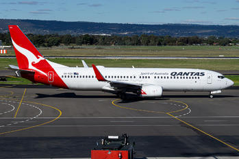 VH-VZV - QANTAS Boeing 737-800