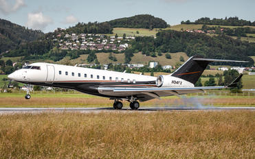 N94FX - FlexJet Bombardier BD-700 Global Express XRS