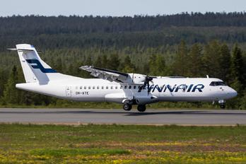 OH-ATE - NoRRA - Nordic Regional Airlines ATR 72 (all models)