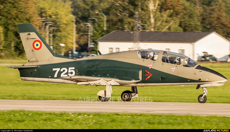 Romania - Air Force 725 aircraft at Ostrava Mošnov