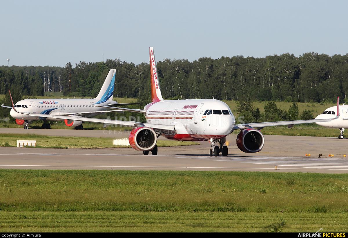 Air India VT-EXR aircraft at Moscow - Domodedovo