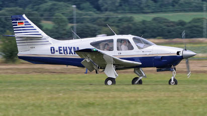 D-EHXM - Private Rockwell Commander 112