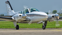 OK-SLI - Private Beechcraft 58 Baron aircraft