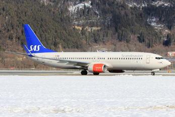 LN-RGD - SAS - Scandinavian Airlines Boeing 737-800