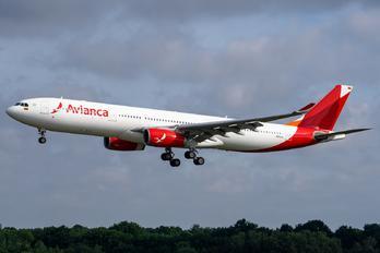 N804AV - Avianca Airbus A330-300