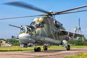 RF-91244 - Russia - Navy Mil Mi-24V aircraft