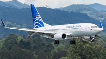 HP-1376CMP - Copa Airlines Boeing 737-700 aircraft