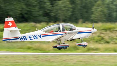 HB-EWY - Private Sportavia-Putzer RF5B Sperber