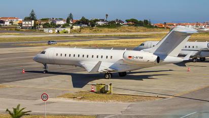 D-AFAM - FAI Rent-A-Jet Bombardier BD-700 Global Express