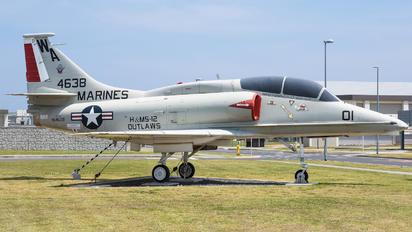 154638 - USA - Marine Corps McDonnell Douglas A-4 Skyhawk