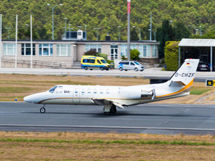 D-CHZF - Tyrol Air Ambulance Cessna 550 Citation Bravo