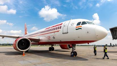 VT-EXH - Air India Airbus A320 NEO