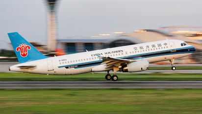 B-9953 - China Southern Airlines Airbus A320