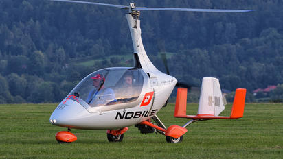 SP-XDRA - Private AutoGyro Europe Calidus