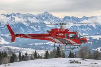 D-HFCE - Private Aerospatiale AS350 Ecureuil/AStar