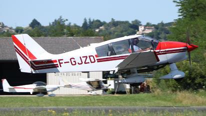 F-GJZD - Private Robin DR.400 series