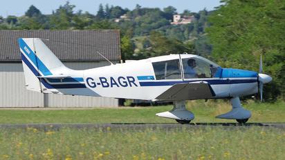 G-BAGR - Private Robin DR.400 series
