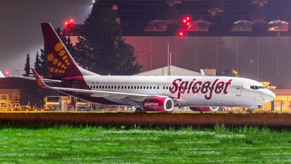 OE-IGF - SpiceJet Boeing 737-800