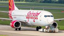 OE-IGF - SpiceJet Boeing 737-800 aircraft