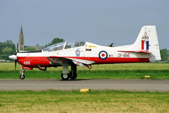 ZF486 - Royal Air Force Short 312 Tucano T.1